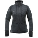Devold Tinden Spacer Woman Jacket w/Hood dámska mikina