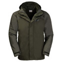 Jack Wolfskin Echo Lake 3 in 1 bunda